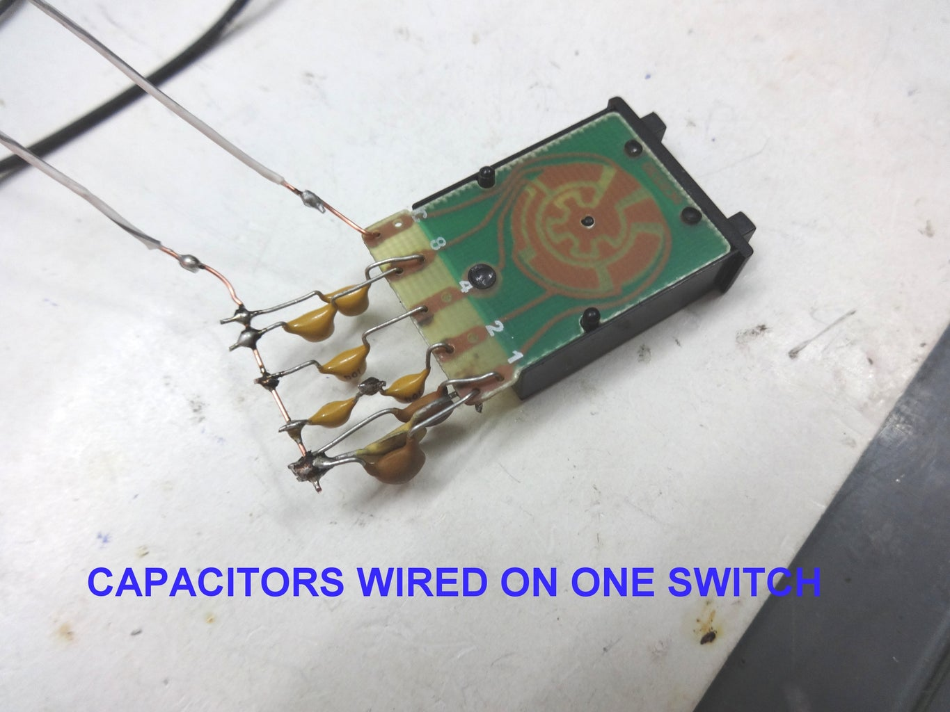 Circuit Wiring and Assembly