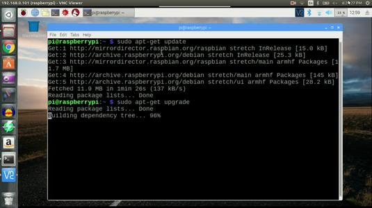 Upgrading Raspberry Pi