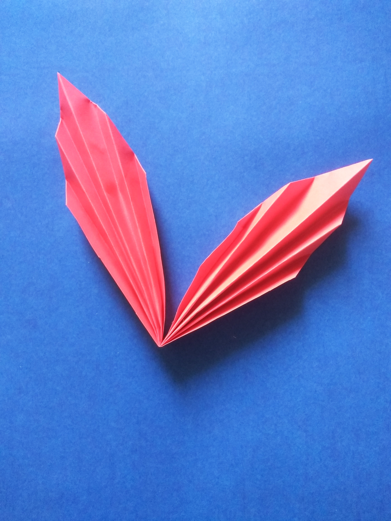 Let's Make Upper Part of the Butterfly