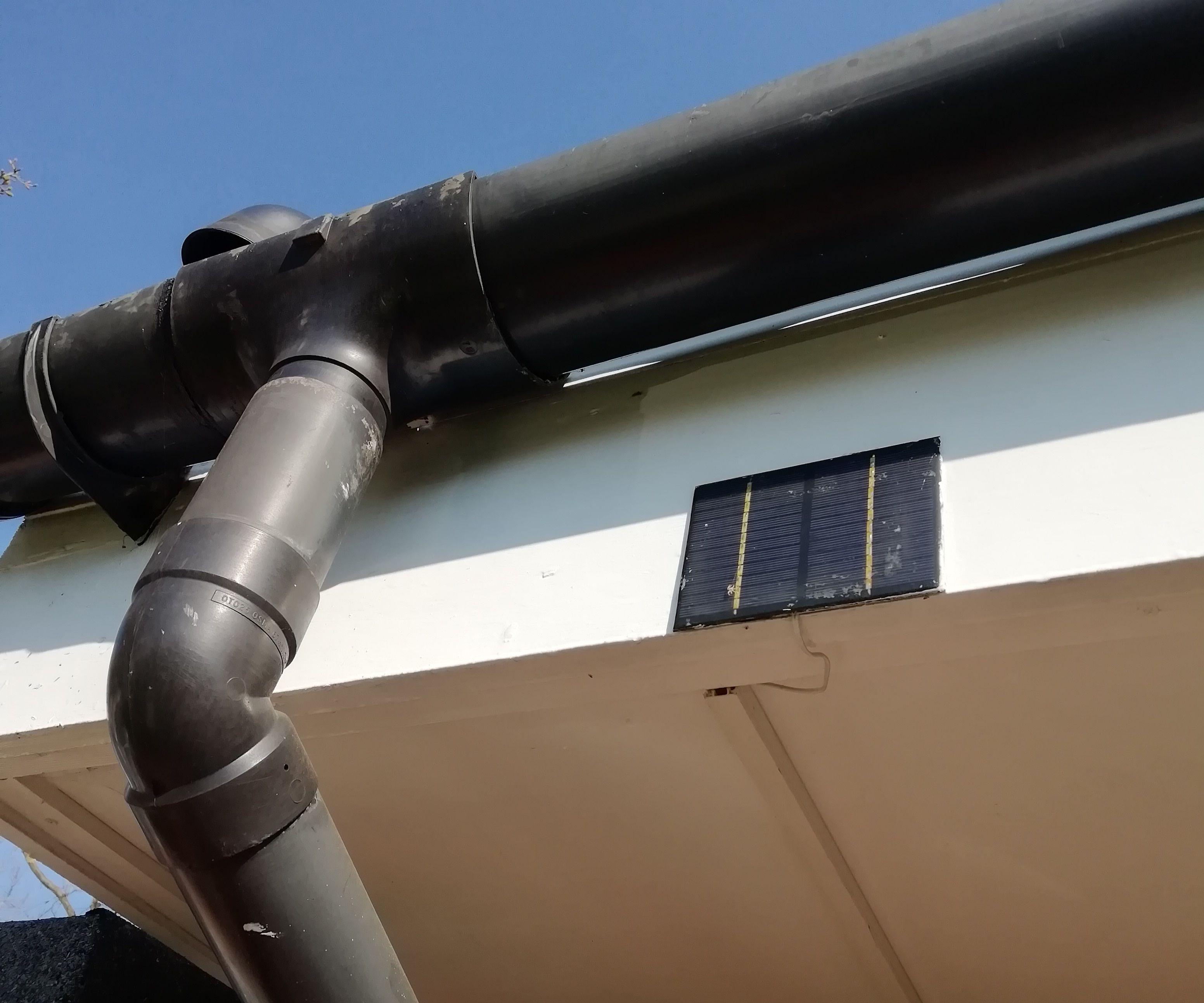 Solar Powered Radio Conversion