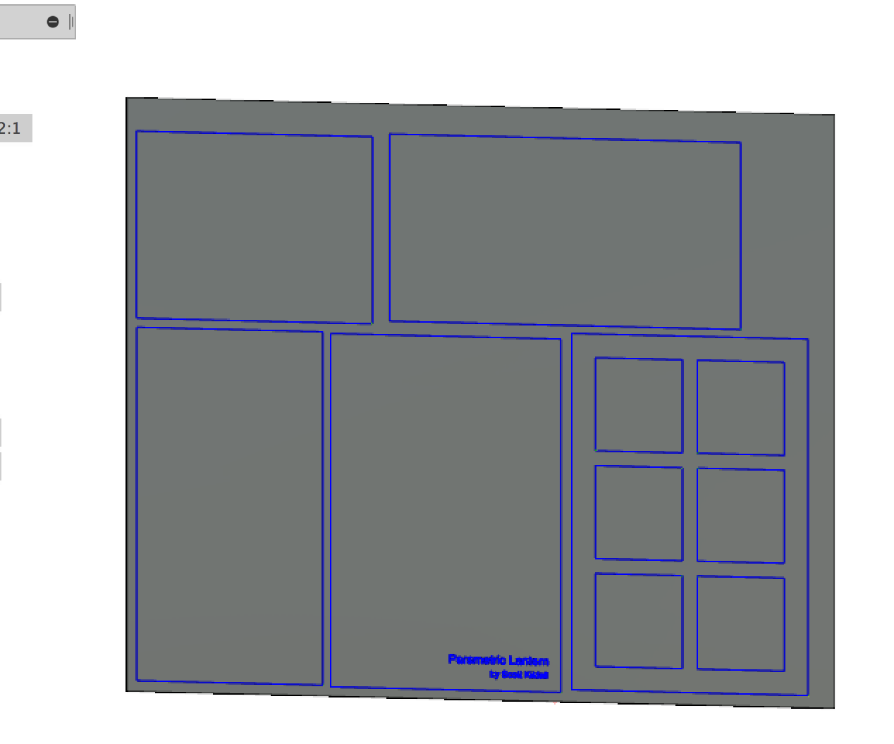 Setting up 2D profiles for CNC in Fusion 360