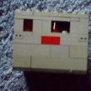 LEGO Minecraft Redstone Ore
