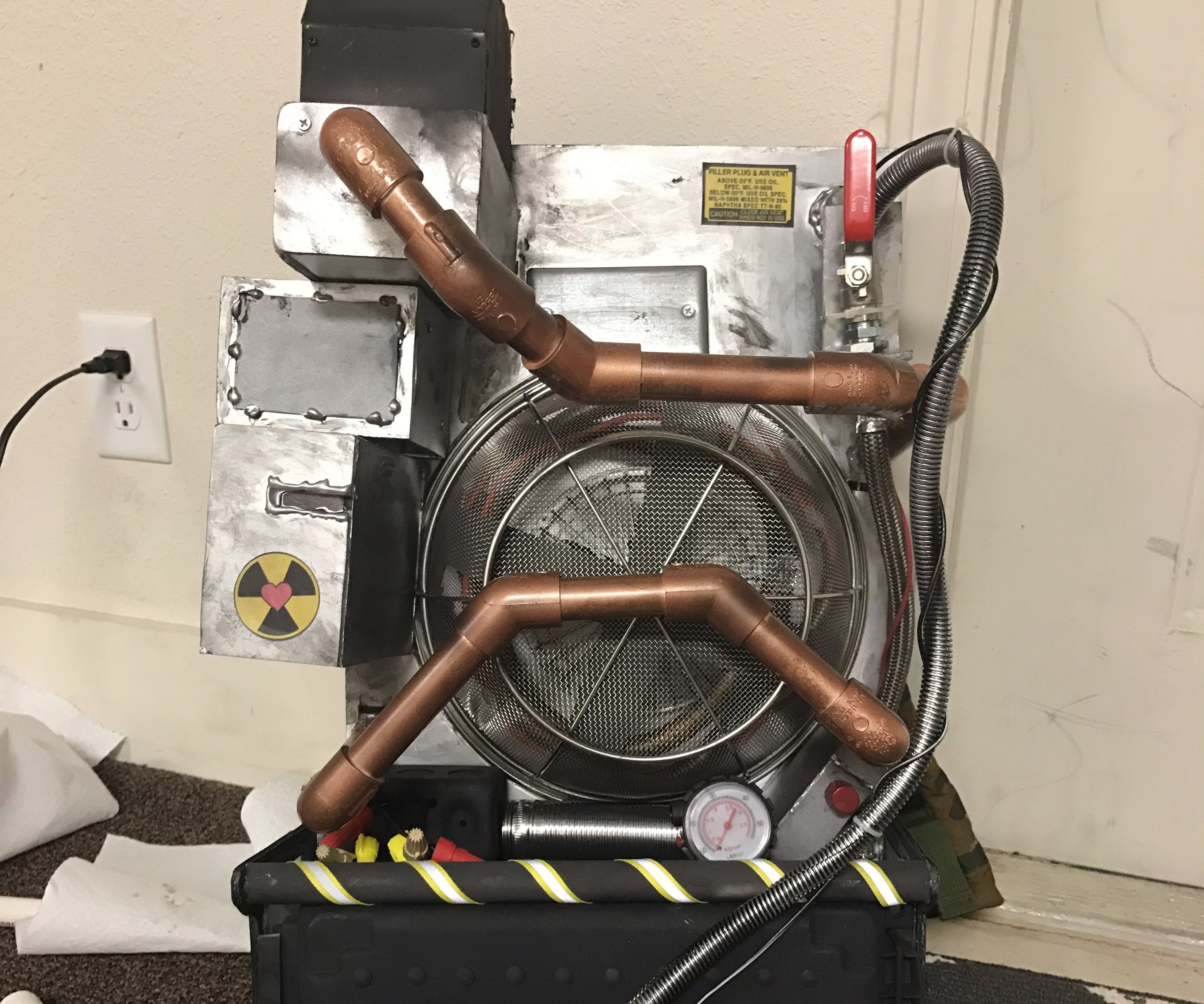 2016 Ghostbusters Proton Pack REBOOT