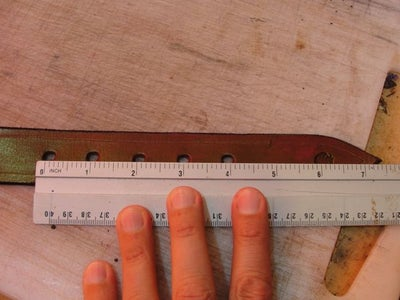 Mark Holes and Cut to Length