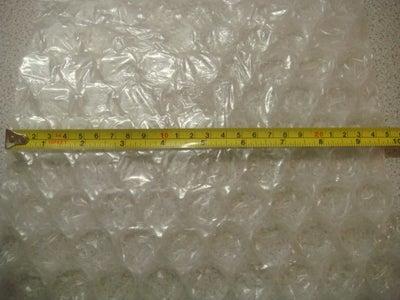 Measure Your Bubble Wrap