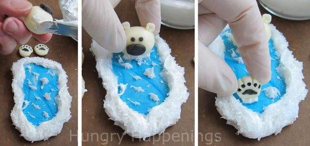 Top Cookies With Polar Bears.