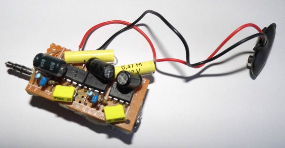 Assemble the Components on the Board