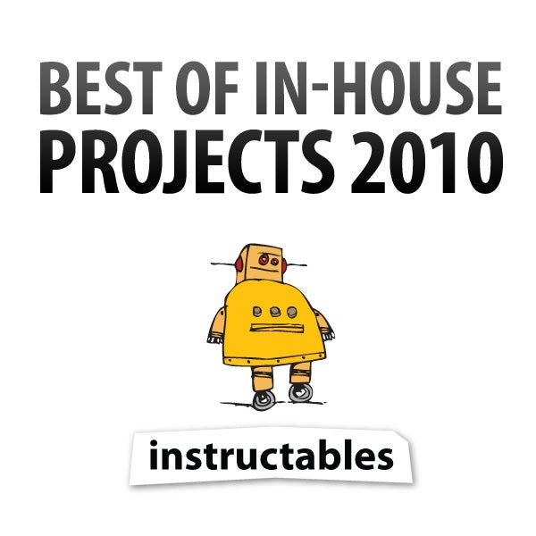 Best of In-House Projects 2010