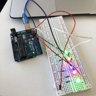 Arduino Uno Multi-LED Project