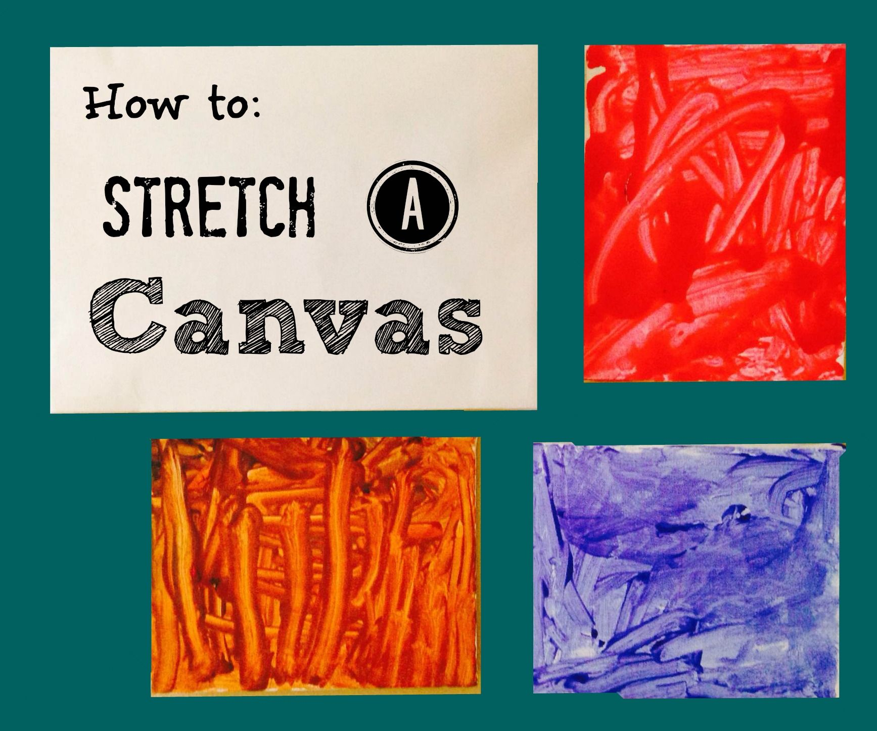 Stretching a Canvas