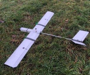 Large Autonomous RC Plane