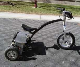 Electric Tricycle
