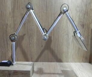 Adjustable Workdesk Lamp