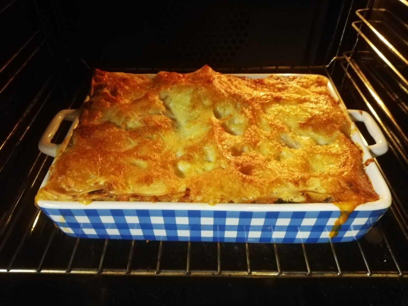 Delicious Veggie-Lasagna