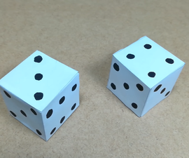 ICT Proyect Homemade Dice by Andres Arze Alejandro Plaza and Andres Antelo