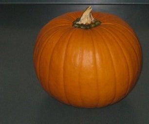 Baking With Pumpkin