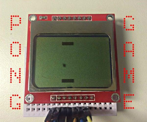 Arduino 2 Player Game