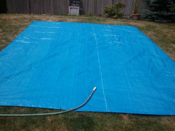Lazy Mans/ Broke Mans Water Slide