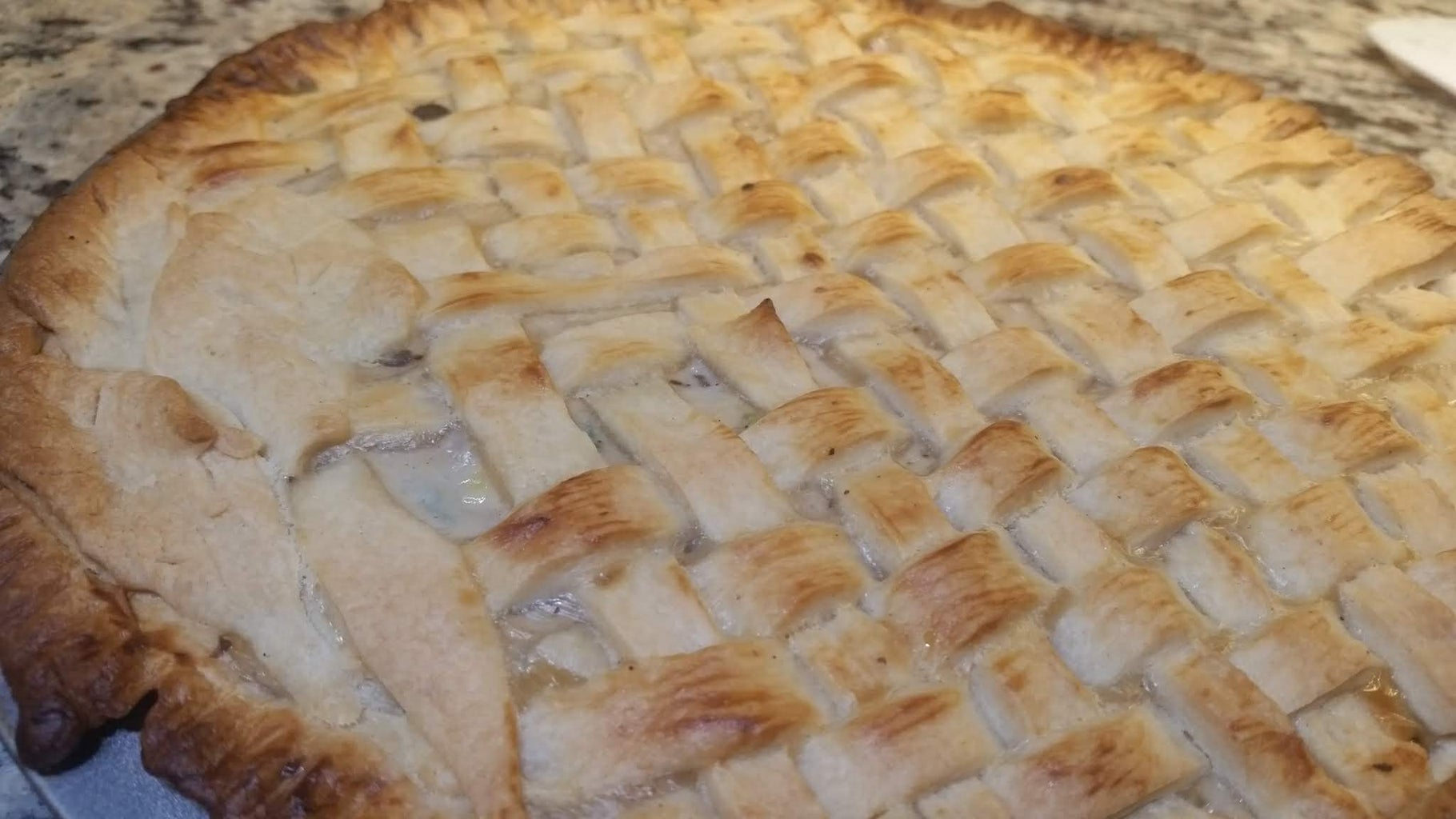 Intro:   How to Lace a Pie