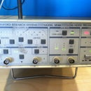 How to repair a Stanford Research SR560 Low Noise Preamplifier with persistent overload