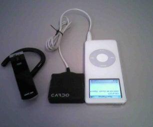 Make a Bluetooth Mono Headset/Mic on the Cheap