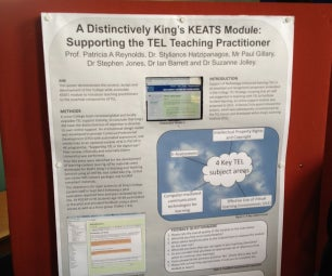 Interactive Conference Poster Presentation