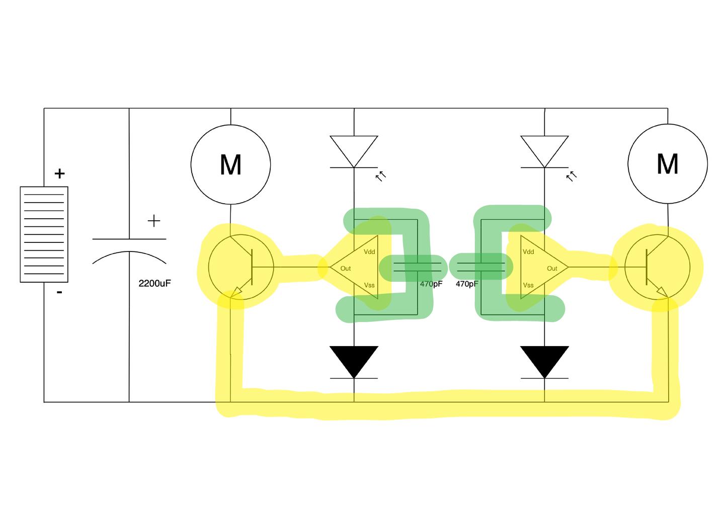 Freeforming the Circuit 5: Capacitors