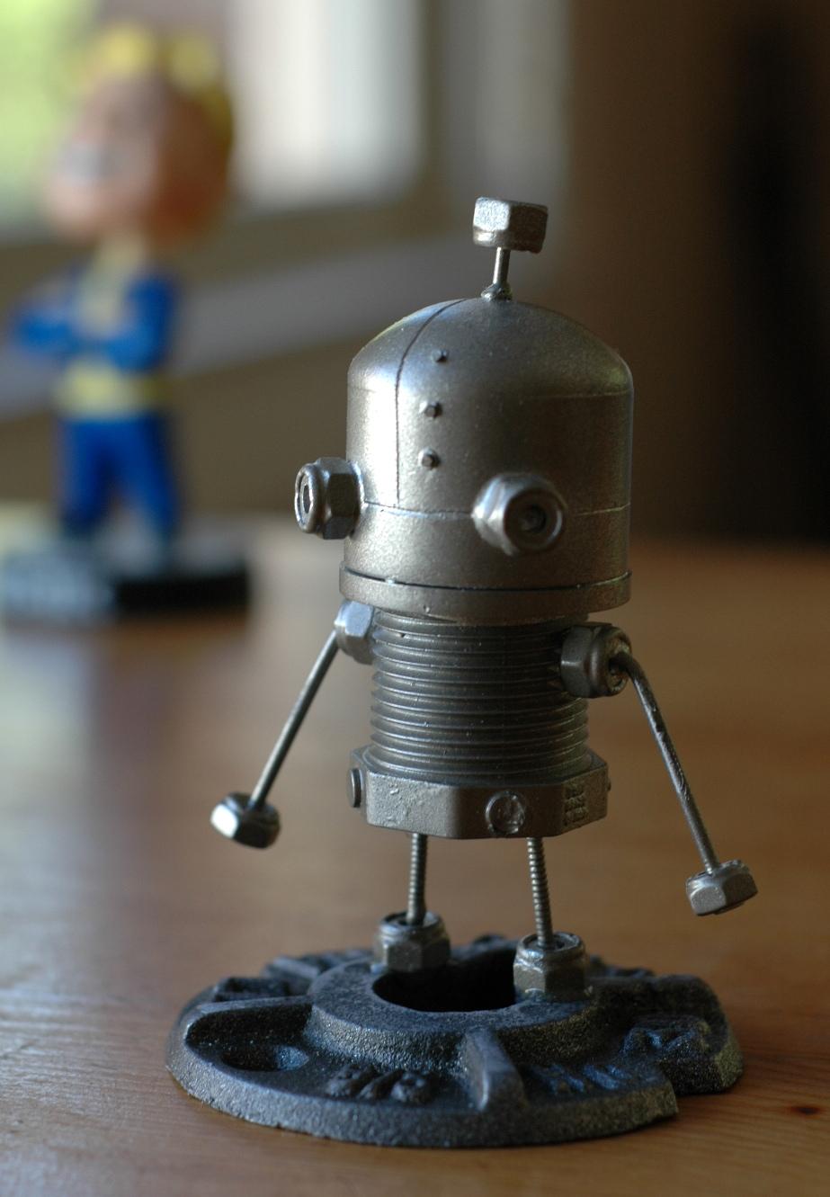 Josef the Robot (from Machinarium)