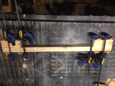 Plane Your Legs Down and Glue Up the Top and Bottom Pieces