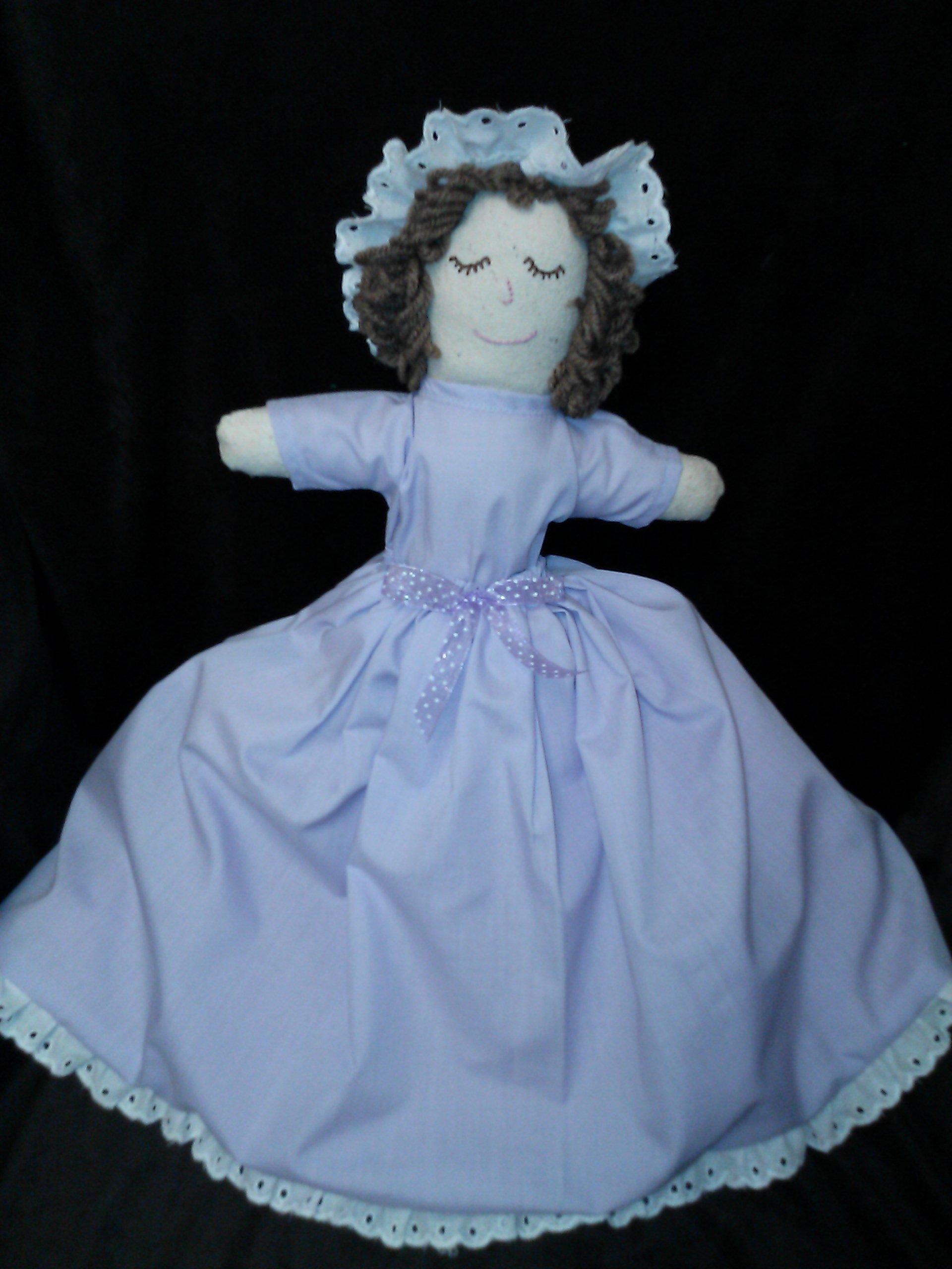 Bedtime Topsy Turvy Doll