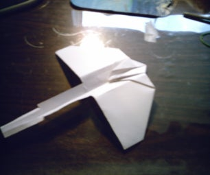 Super Awesome Paper Airplane