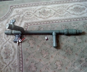 Airsoft Flame Thrower