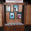Simon Says Narnia Wardrobe Game