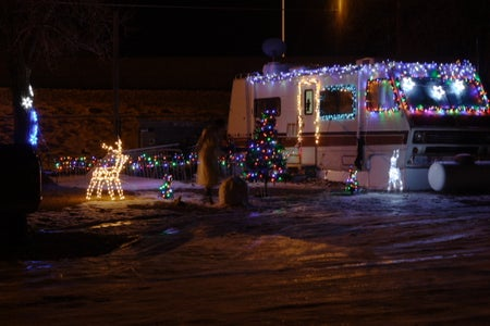 Hook Up Christmas Lights