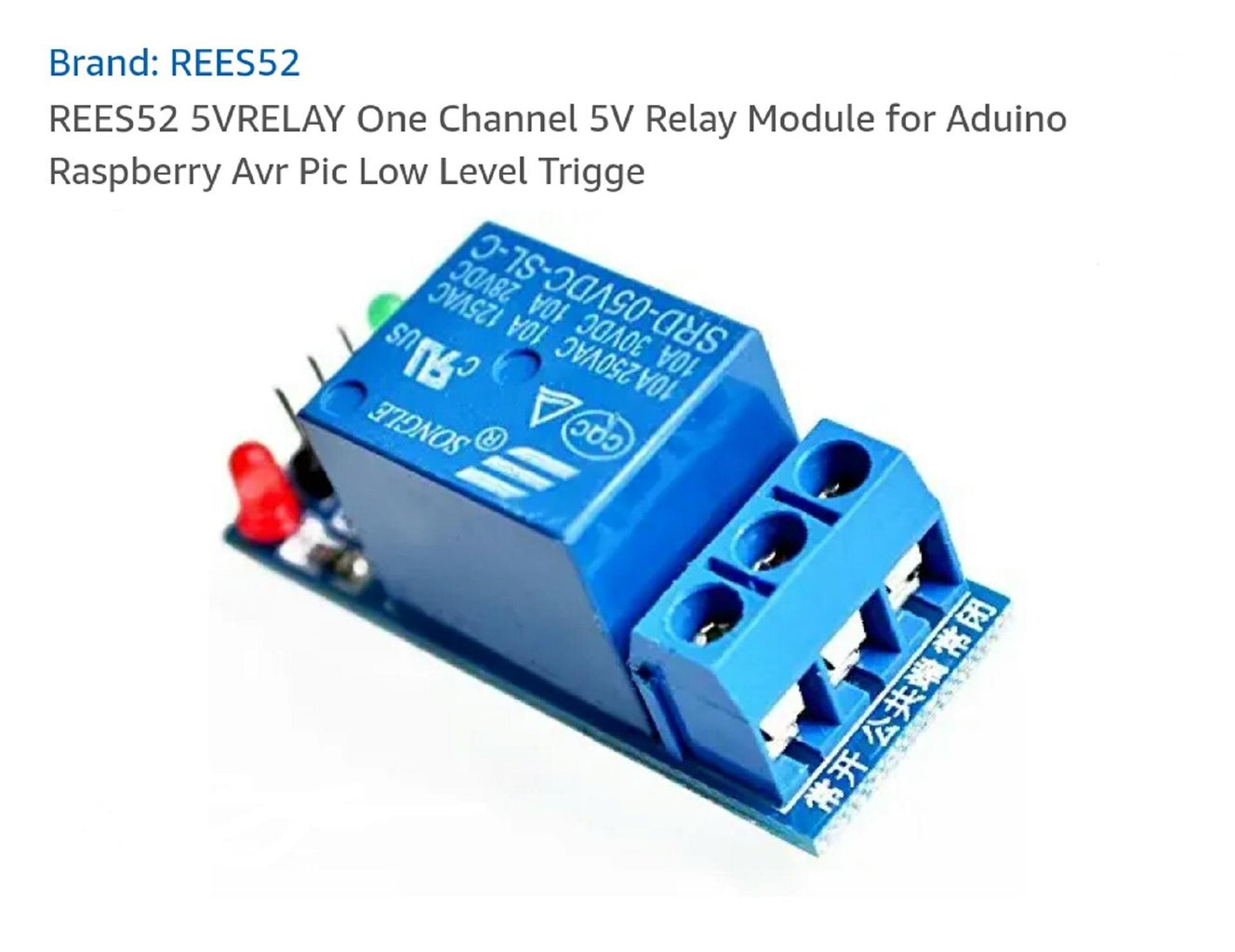 Choose Your Relay Module for Your Appliances.