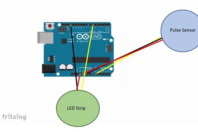 Assemble the Arduino Circuit