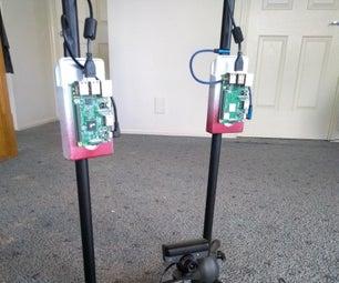 Multi Camera Video gstreamer