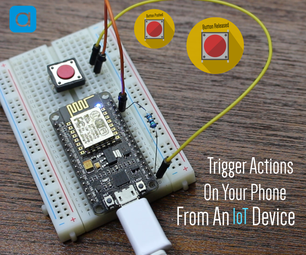 IoT Button That Controls Your App