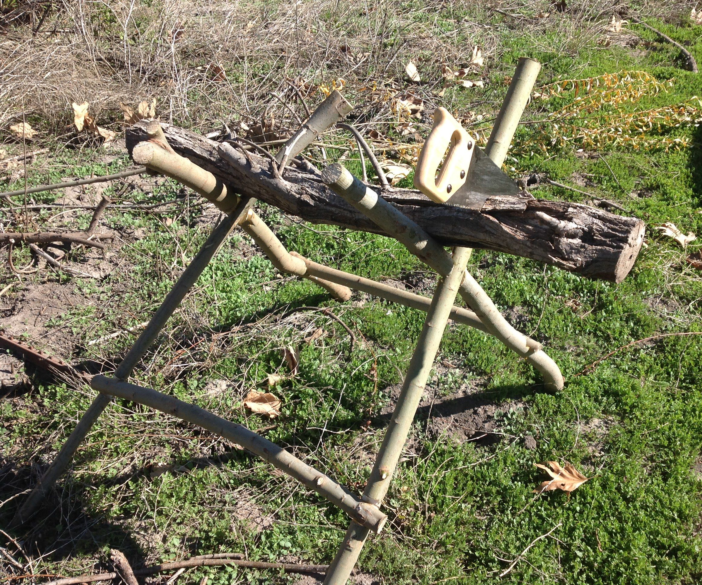 Building the Saw Donkey