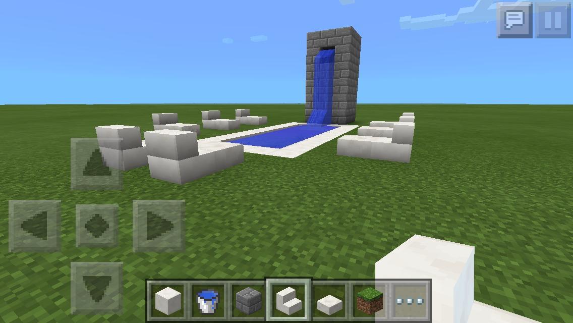 Minecraft PE Pool