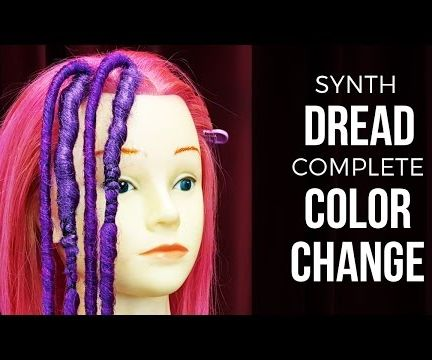 Synth Dread Installation for Complete Color Change