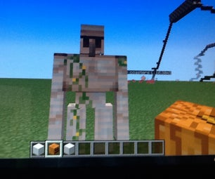 How to Create Golems in Minecraft