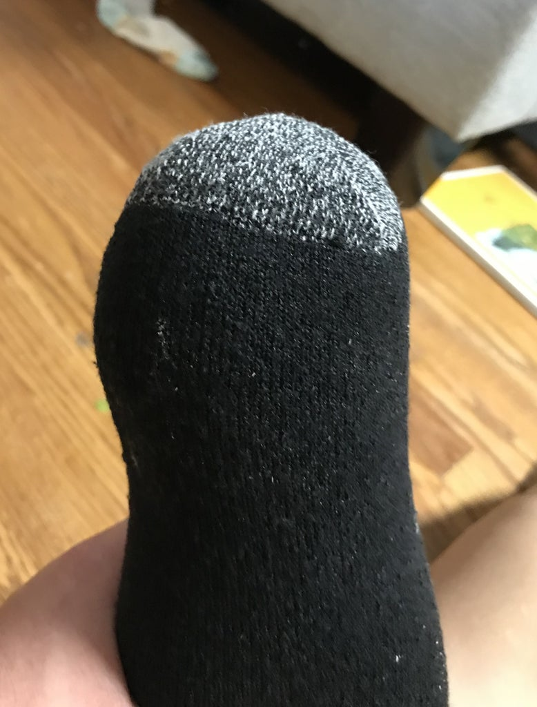 Form on Right Leg.