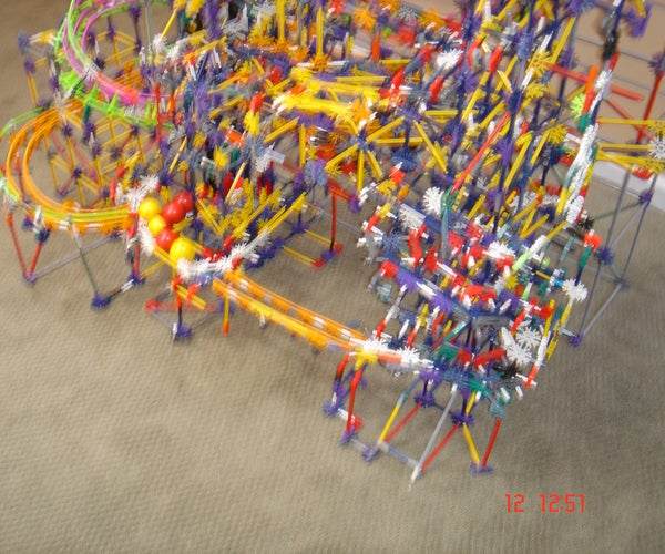 The Ultimate Guide to K'nex Ball Machine Elements