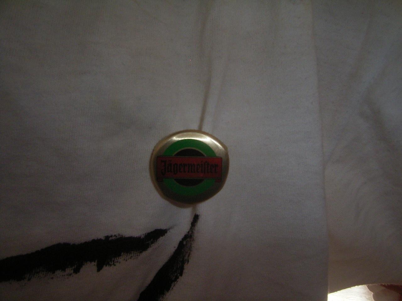 DIY button / pin