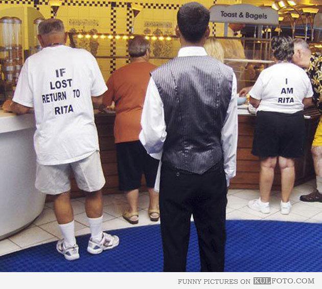 T-Shirt for Alzheimer patients