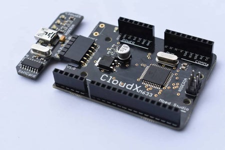 MULTIPLE MONOCHOME LCD INTERFACING WITH CLOUDX