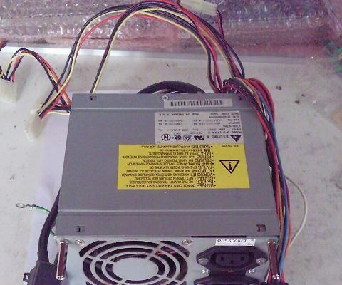 Computer Power Supply - Quick Hack