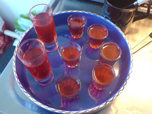 Jelly-Shots!
