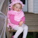 Easy Cotton Candy Cutie Costume